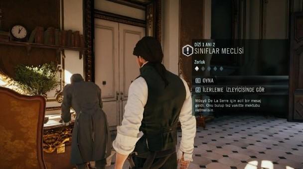 Assassin's Creed Rogue turkce yama