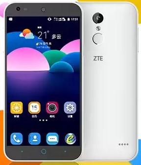 ZTE Xiao Xian 2 kamera