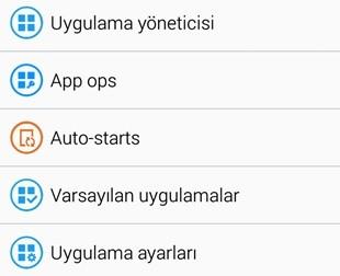 Android Uygulama Bildirimleri kapatma