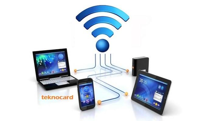 wifi sifresini bulmak