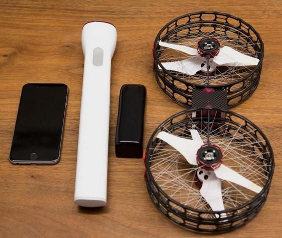 Drone Snap 4K ozellikleri