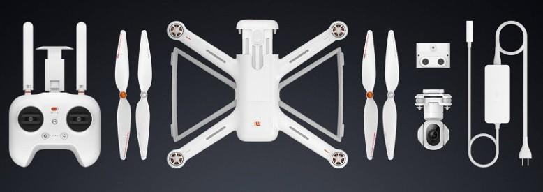 Xiaomi Mi Drone fiyat