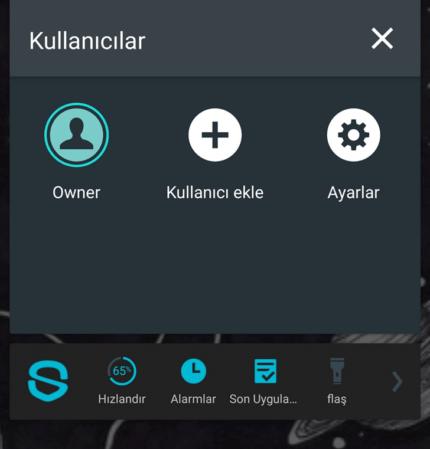Android-Misafir-Modu