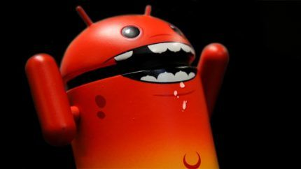 android-virüs-temizleme
